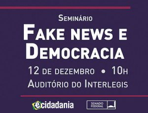 fake news e democracia, com Marcelo Vitorino