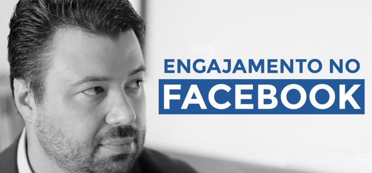 Engajamento no facebook - Marcelo Vitorino