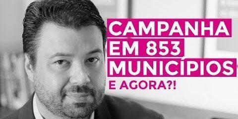 como fazer campanhas para muitos municipios - Marcelo Vitorino