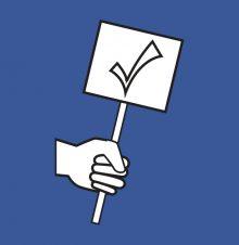 Como verificar contas de anunciante político no Facebook