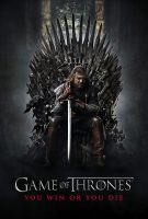 cartaz da série Game of Thrones para ilustrar séries que tratam de marketing político
