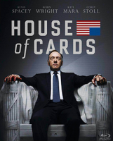 cartaz da série house of cards para ilustrar séries que tratam de marketing político