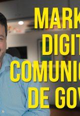 foto do professor marcelo vitorino para ilustrar o conteúdo sobre comunicação de prefeituras e governos