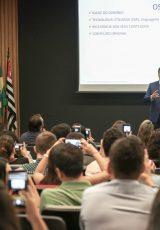 Marcelo Vitorino, professor de marketing político durante curso na ESPM, Masterclass Comunicação Política