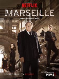 séries sobre comunicação política - Marseille