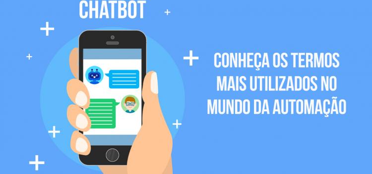 glossário chatbot pata comunicação política
