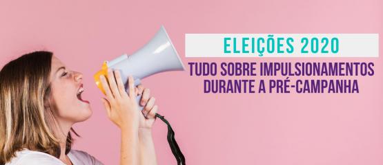 impulsionamento pré-campanha eleições 2020 marcelo vitorino