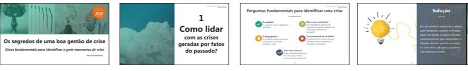 Download gratuito ebook PDF gestão de crise marketing político