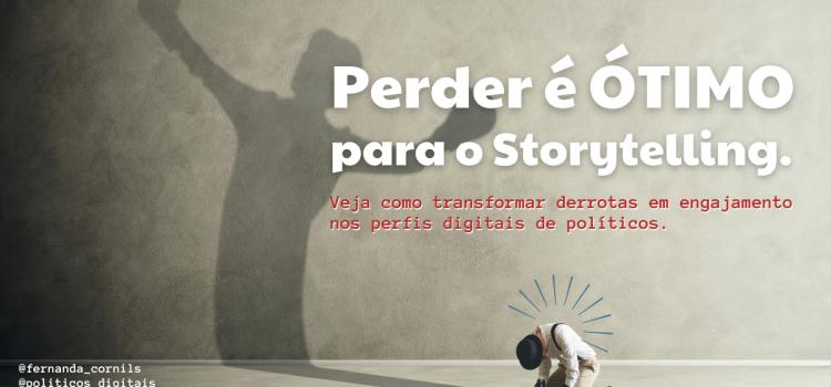 storytelling comunicação politica